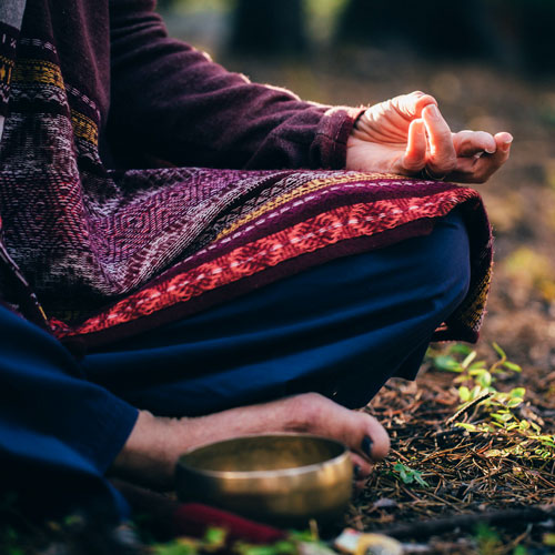 Tina Porter Yoga Mudra